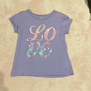 The children's place shirt size 7-8